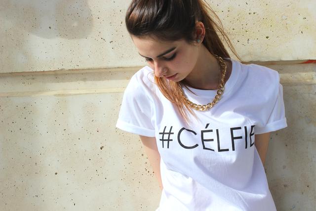 Celfie Under The Rain1